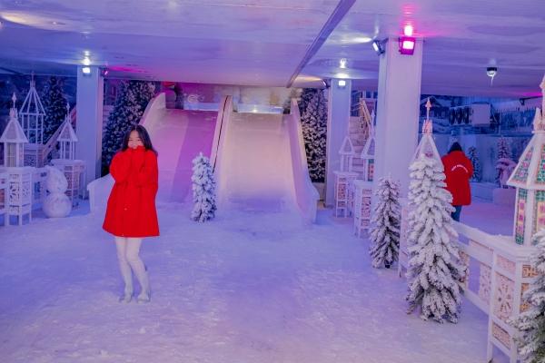 Thiên đường Tuyết